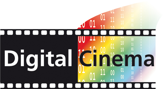 digital cinema image