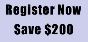 Register now save $200