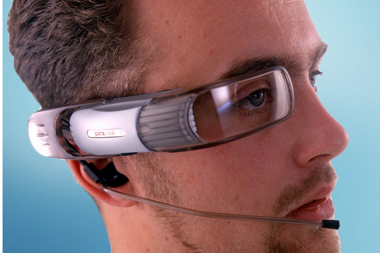 Curved waveguide-based AR Headsets are possible with DigiLens display technology