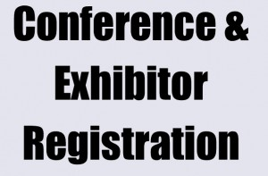 conference and exhibitor reg